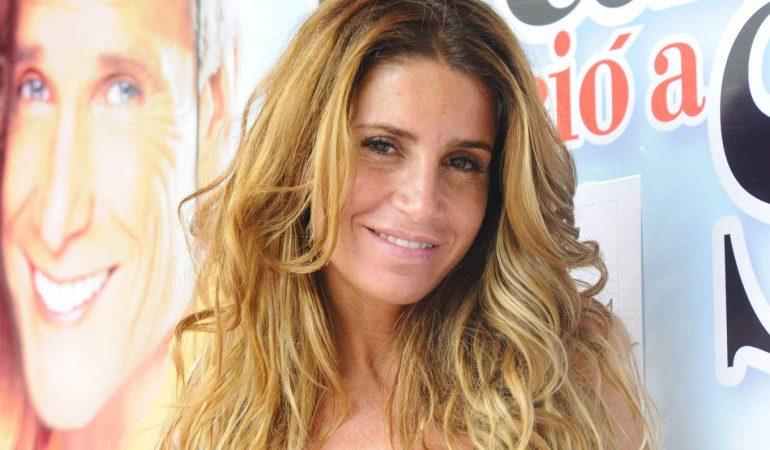 Florencia Peña se accidentó y fue trasladada al Sanatorio Colegiales