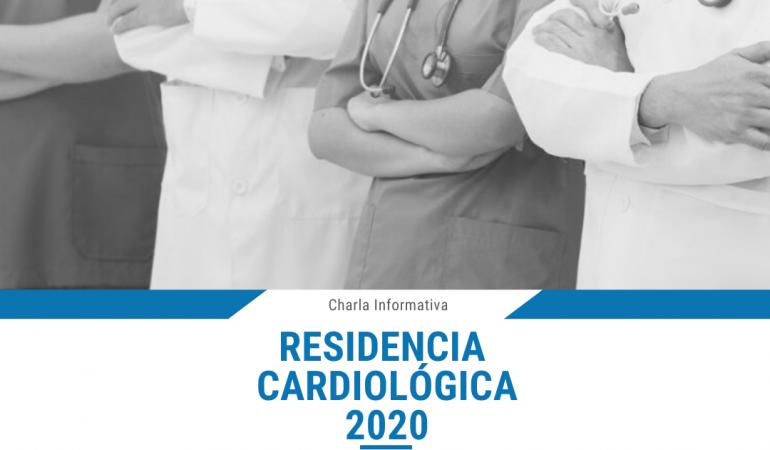 Residencia en Cardiología: Charla Informativa