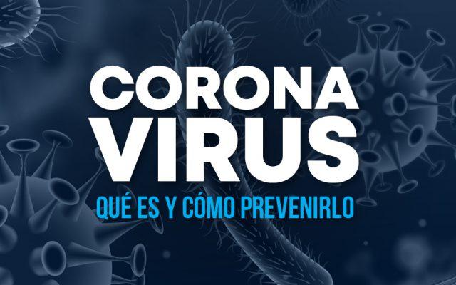 ¿Qué es el coronavirus? Síntomas, contagio y prevención del virus